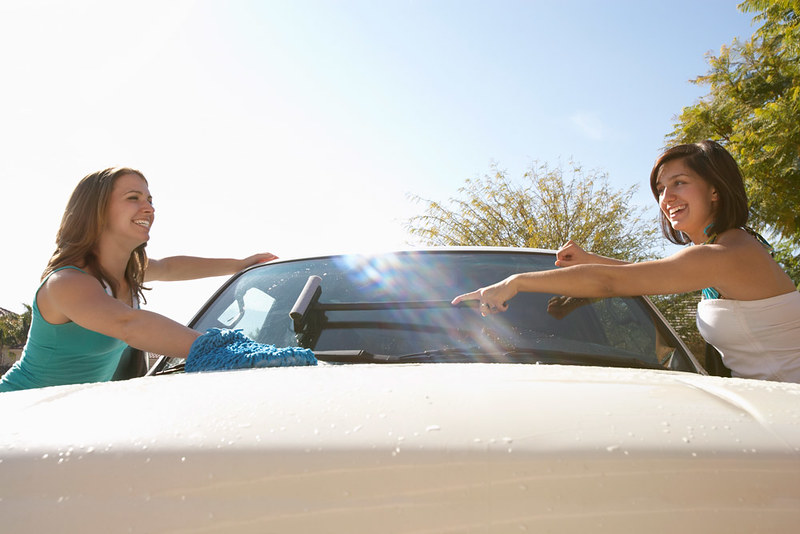 Spring Cleaning Your Car | Lewisville, TX