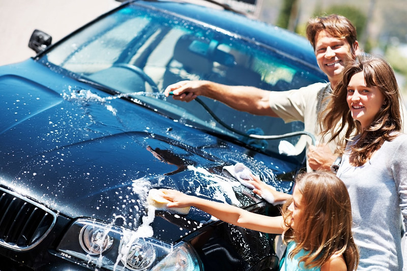 Teaching Kids Basic Car Maintenance | Lewisville, TX