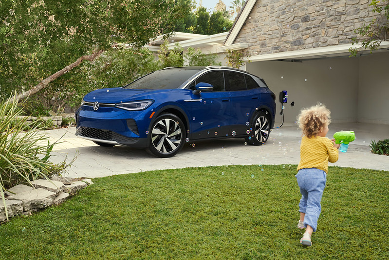 Electric Volkswagen ID.4 Is World Car of the Year 2021 | Lewisville, TX